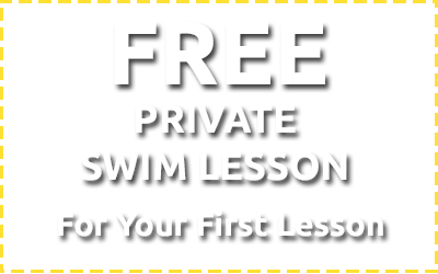 Free Private Swim Lesson, For Your First Lesson